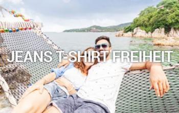 Jeans, T-Shirt und Freiheit - Senderbild